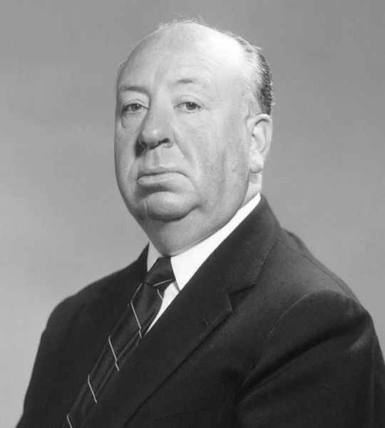 Le nombril d'Alfred Hitchcock