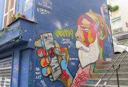 En quoi la rue des Degrés est une des rues les plus insolites de Paris ? Question insolite