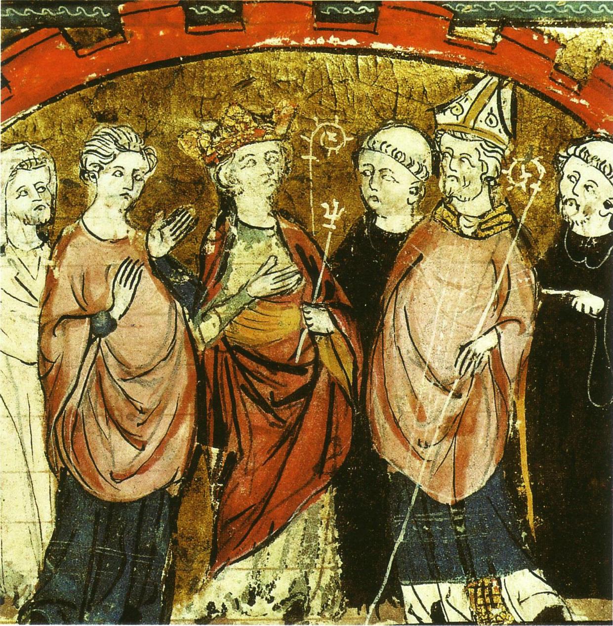 Le roi Dagobert avait-il vraiment mis sa culotte à l'envers ? Question insolite